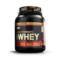 100% Whey Gold Standard 2.4lb