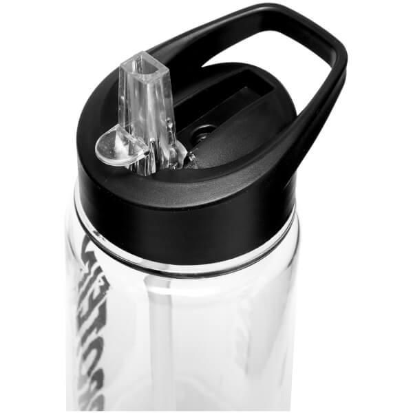 MP Бутылка для воды Straw черная
