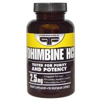 Иохимбин HCL 2,5 мг (90 капс)