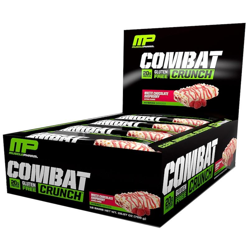 MusclePharm Combat Crunch 63гр