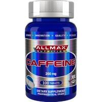 Allmax Caffeine 200 мг 100 таб