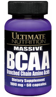 ULT BCAA 1000 mg (60 caps)