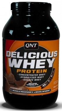 QNT Delicious Whey Protein 1000 гр