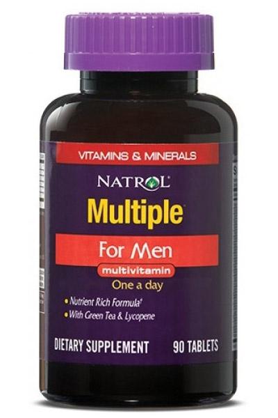 Multiple for Men Multivitamin 90t