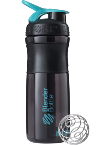 Blender Bottle SportMixer 828мл (ч/г)
