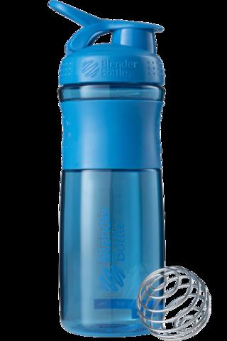 Blender Bottle SportMixer 828мл (синий)