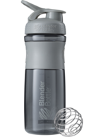 Blender Bottle SportMixer 828мл (серый)