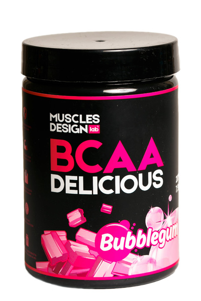 MD LAB BCAA (Бабл Гам) 200гр
