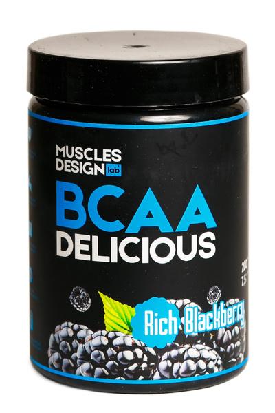 MD LAB BCAA (Ежевика) 200гр