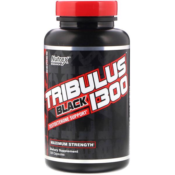 Nutrex Tribulus Black 1300 120капс