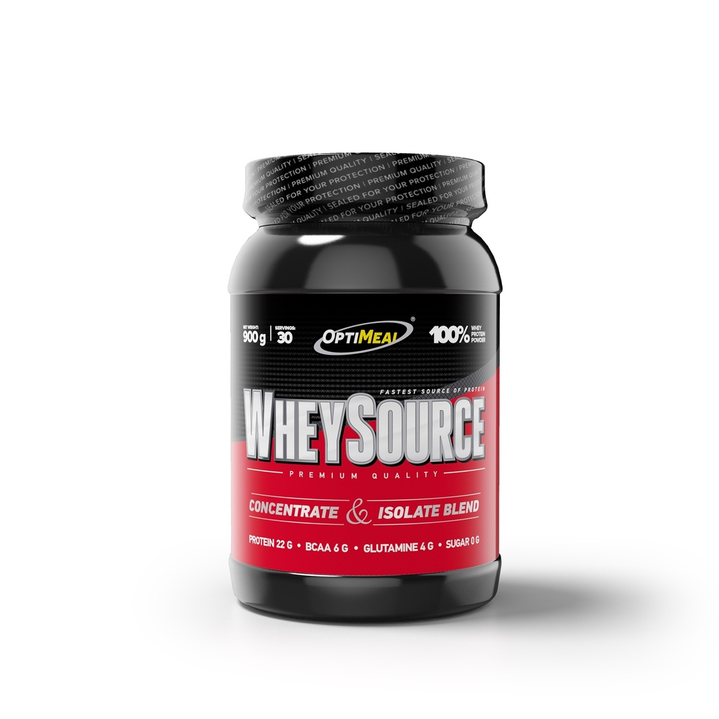 Optimeal Whey Source 2lb (900гр)