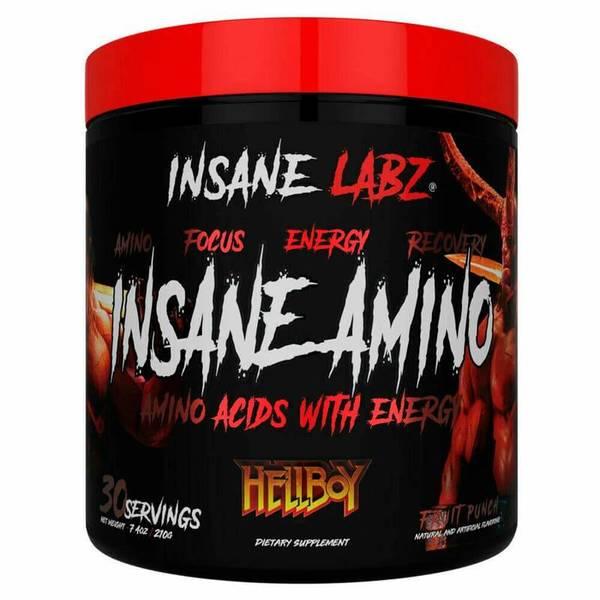 Insane Amino Hellboy 30serv