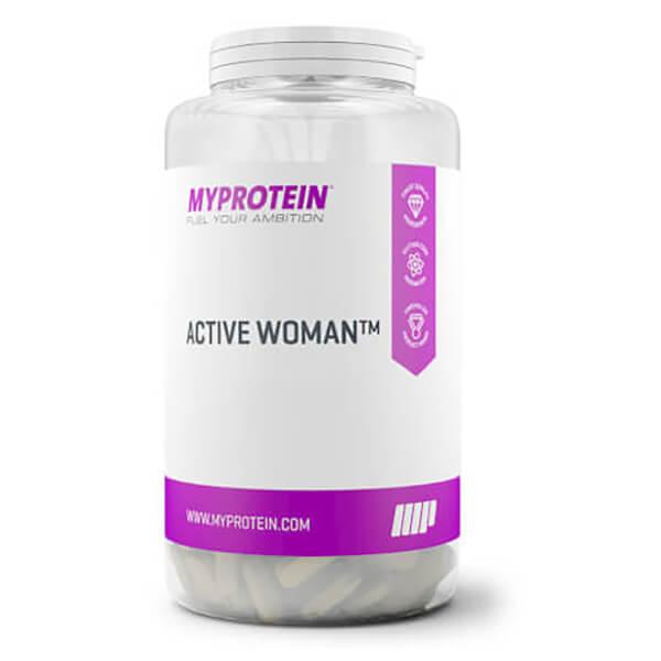 Мультивитамины Active Woman 120t
