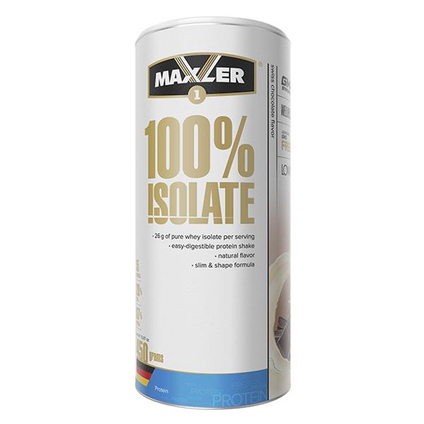 Maxler 100% Isolate 450 g