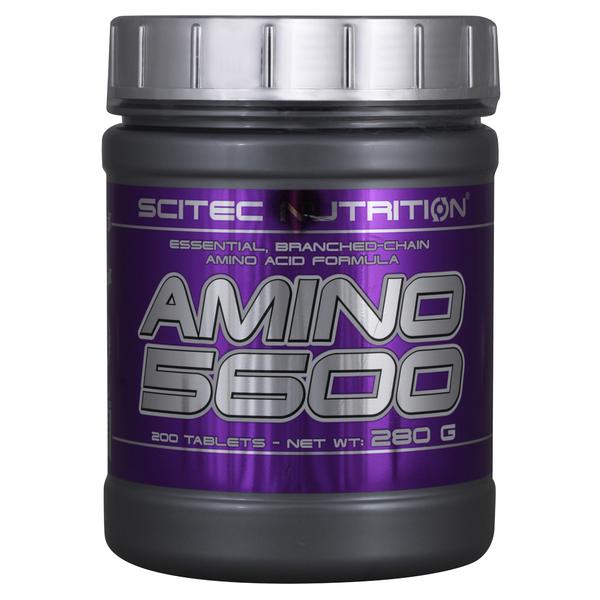 Scitec Nutrition Amino 5600 200табл