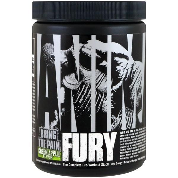 PRE Universal Animal Fury 491гр (30порц)