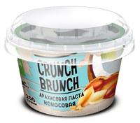 Crunch Brunch Арахисовая паста с кокосом 200 г