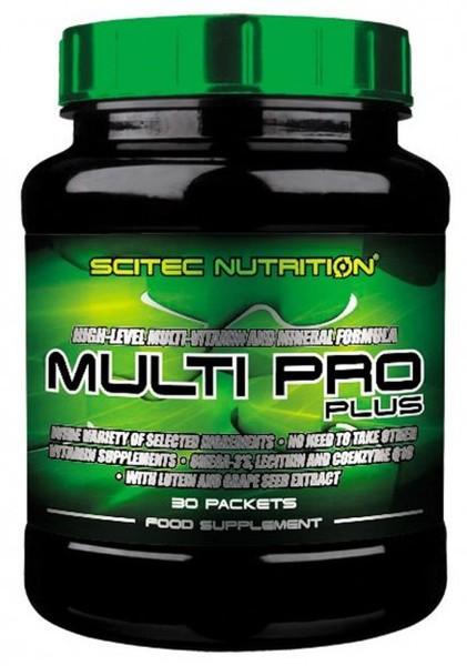 Scitec Nutrition Multi Pro Plus 30порц