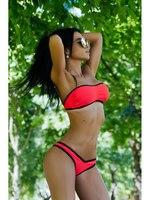 Bona Fide: BrazilianPussy Coral & Black