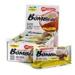 Протеиновые батончики BombBar (Кокос) 20шт