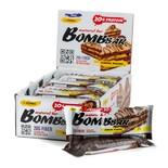 Протеиновые батончики BombBar (Датский Бисквит) 20шт