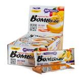 Протеиновые батончики BombBar (Манго-Банан) 20шт