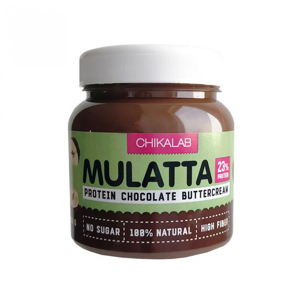 Mulatta Шоколадная паста с фундуком