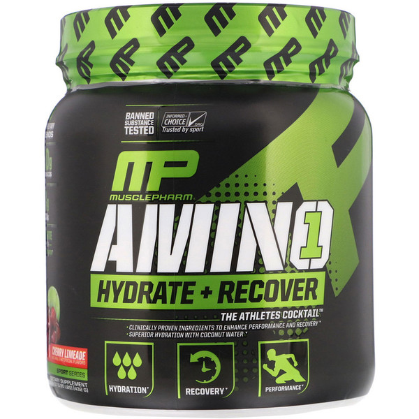MusclePharm Amino 1 (432гр)
