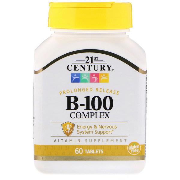 21st Century Комплекс витаминов B