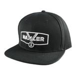 Maxler Promo Baseball Caps - Silver Logo (Бейсбольная кепка с серебряным логотипом)