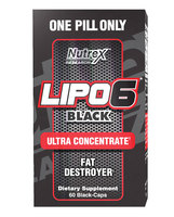 Lipo 6 Black Ultra Concentrate 60t