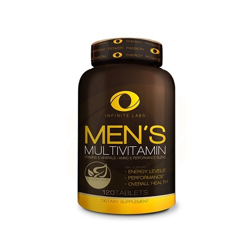 Infinite Labs Men's Multivitamin 120t