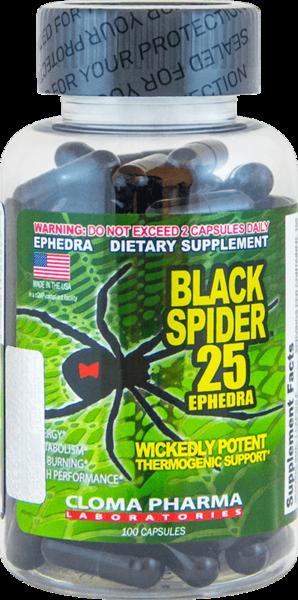 Black Spider 100t