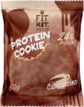 FitKit Choco Protein Cookie 50гр (Капучино)