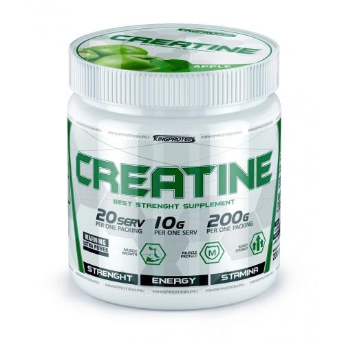 CREATINE MONOHYDRATE 200 G