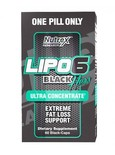 Lipo 6 Black Hers Ultra Concentrate 60t