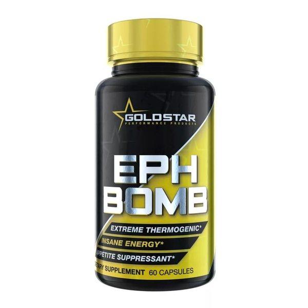 EPH BOMB 60caps (50мг efhedra)