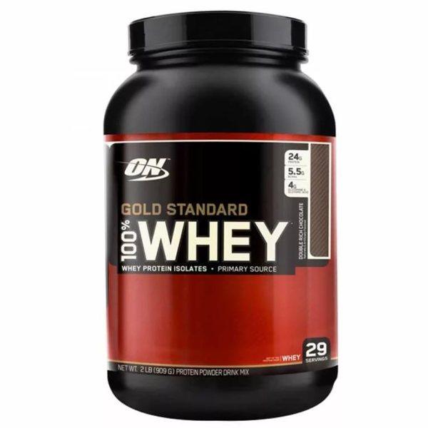 100% Whey Gold Standard 2lb (907г)