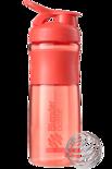 Blender Bottle SportMixer 828мл (корал)