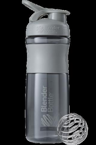 Blender Bottle SportMixer 828мл (серый)