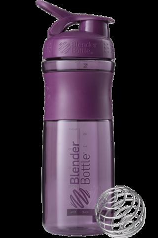 Blender Bottle SportMixer 828мл (Сливовый)