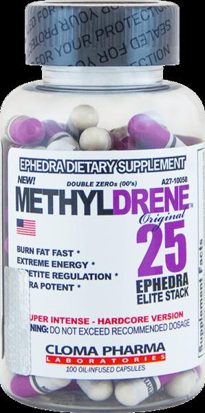 Methyldrene Elite 100t