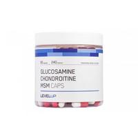 Level UP Chondroitine+Glucosamine+MSM 240 caps