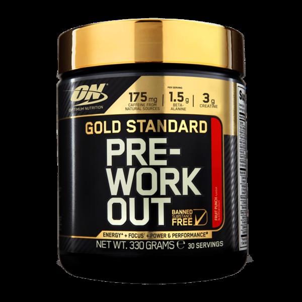 Optimum Nutrition Gold Standard PRE-Workout (30 порц)