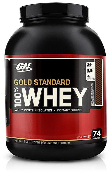 100% Whey Gold Standard (Optimum Nutrition) 2270гр