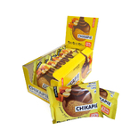 Chikalab Протеиновое печенье 60гр (Арахис-Карамель)