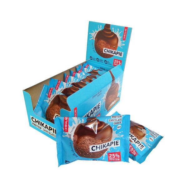 Chikalab Протеиновое печенье 60гр (Шоколад)