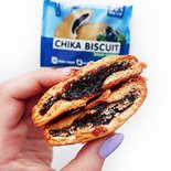 Chikalab Бисквитное печенье 50гр (Черная смородина)