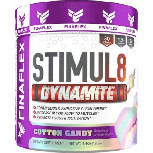 FINAFLEX Stimul 8 Dynamite 30serv